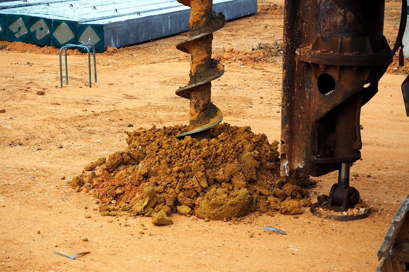 settore fondazioni perforazioni palificazioni